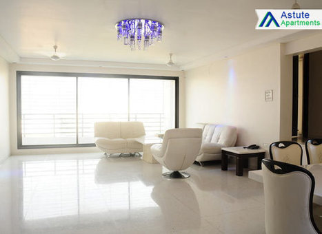 Experience the feeling of staying at your own home with fully furnished service apartment at very affordable price. | Astute Apartments | Scoop.it