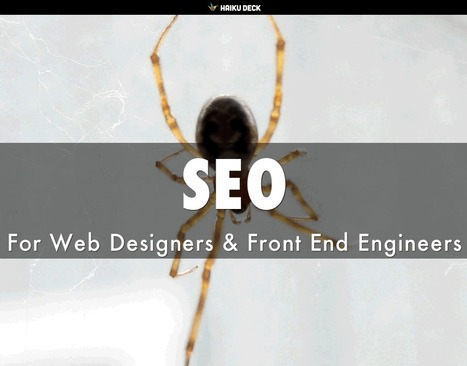 SEO For Web Designers New @HaikuDeck by @Scenttrail | Design Revolution | Scoop.it