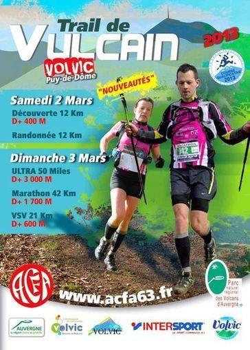 Trails de Vulcain - Accueil Trails de Vulcain   Faire du sport   Scoop.it