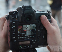 Nikon D4 manual available to download, camera may come bundled with 16GB XQD card | HDSLR | Scoop.it
