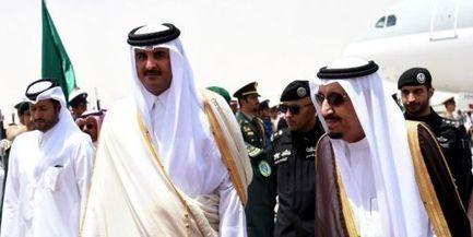 L'axe sunnite Riyad-Doha-Ankara contre l'arc chiite iranien   Geopolis   Wedge Issue   Scoop.it