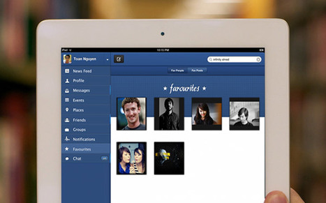 Facebook Client Pica for iPad Returns with Lots of New Features | MarketingHits | Scoop.it