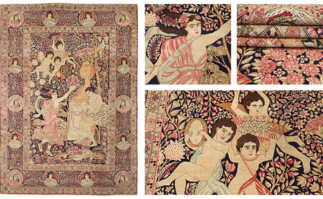 Kerman -   Inspiration and decorating with Handmade carpets   Scoop.it