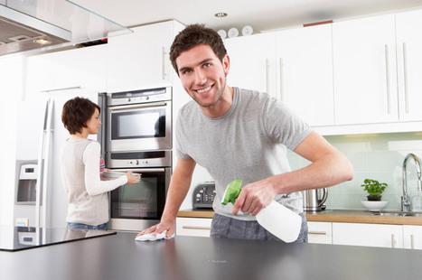 How to keep Quartz Worktops Super Clean  - HenderstoneLTD | Homes & Worktops | Scoop.it