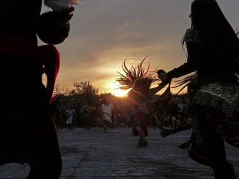 """""""Hundreds of American Indians to Gather on Alcatraz Island Thursday""""   Native News Online   11/23/15   FDW's Daily Scoops   Scoop.it"""