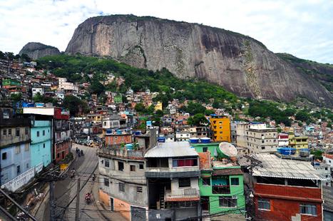 Nas favelas violentas do Brasil – por Suketu Mehta - | Viagens | Scoop.it