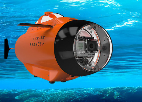 The Seawolf is to Water as Camera Drones Are to Air   Photography + iPhone   Scoop.it