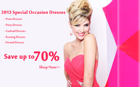 Formal Dresses Online New Collection from Australia | Like fashion world | Scoop.it