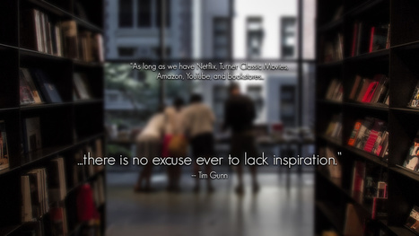 """""""There Is No Excuse Ever to Lack Inspiration"""" - Lifehacker   Inspiration   Scoop.it"""