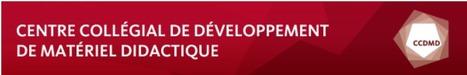 Infolettre du CCDMD - Jeudi 28 janvier 2016 | La didactique au collégial | Scoop.it