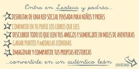 LEOTECA - Red social de libros para niños y alumnos | Sobre el libro y la edición | Scoop.it