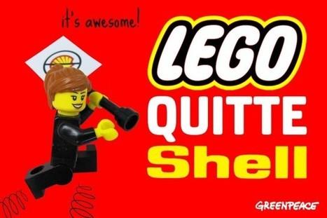 LEGO lâche Shell | Tendances : consommation, alimentation ... | Scoop.it
