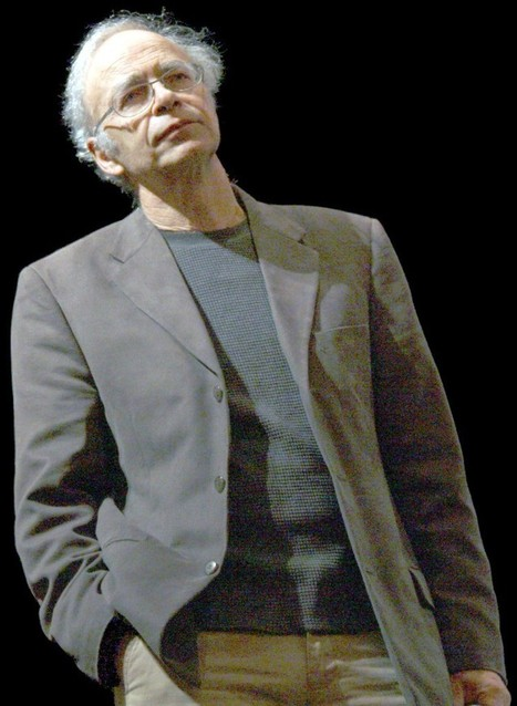 """""""Christians and Other Animals"""" Hosts Peter Singer, Panelists 