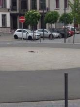 """Péruwelz: une structure de """"merde"""" pour le rond-point de la Grand-Place   Péruwelz   Scoop.it"""