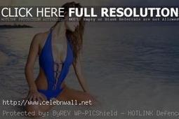 Nina Agdal Hot Sauvage Swimwear | Latest Celebrity News and Wallpapers | Scoop.it