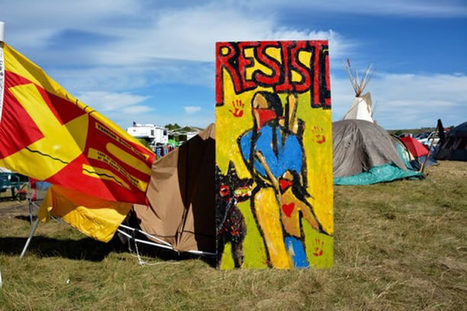 North Dakota's Bloody Saturday, Prayer and Judicial Relief for the Sioux Nation - LA Progressive | Criminology and Economic Theory | Scoop.it