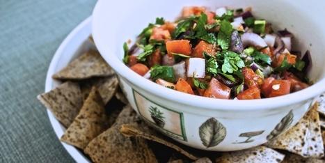 Fresh and Easy Pico de Gallo Recipe » Funk*n Foodies   Funk*n Foodies   Scoop.it