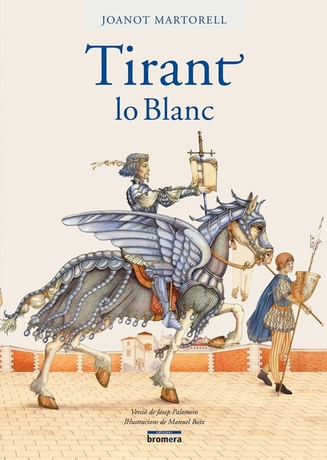 "Illustrations for ""Tirant Lo Blanc"" - Book Artists and Their Illustrations - Quora 