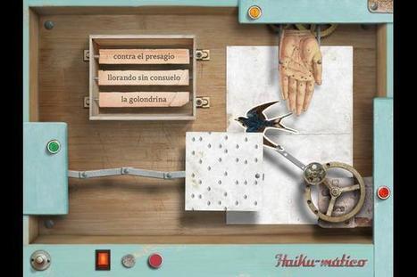 Invitan a niños a crear poemas con la app Haiku-mático | Bibliotecas escolares de Albacete | Scoop.it