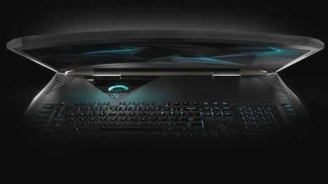 Curved screen Predator laptop unveiled by Acer at Ifa - BBC News | IT as a Utility Digital Economy Network | Scoop.it
