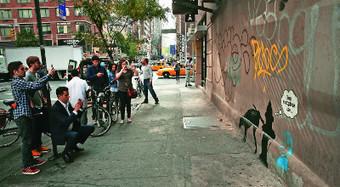 Fiebre Banksy en Nueva York | Arte del Cotidiano | Scoop.it