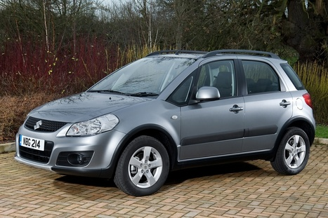 Suzuki SX4 Review | Car Reviews and Finance Options | Scoop.it