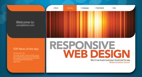 Responsive Web Design: An Answer to Mobile Optimisation   timms brand design   Scoop.it