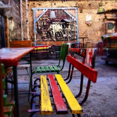 Los bares en ruina. Nuevos espacios para la cultura en el este - Larevista   Usos temporals per a espais buits   Scoop.it