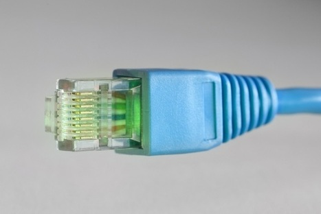 Bientôt des connexions Ethernet 5 fois plus rapides   Freewares   Scoop.it