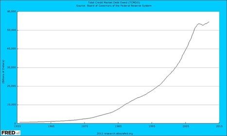 Deleveraging? Negli USA è esattamente il contrario | IntermarketAndMore | Che fine faranno i nostri soldi? | Scoop.it