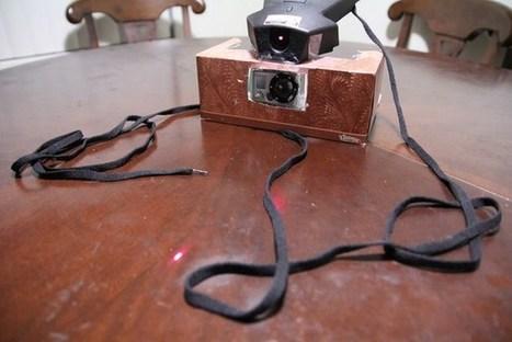 GoPro : Chats vs Lasers | Drôles de chats !!!!! | Scoop.it