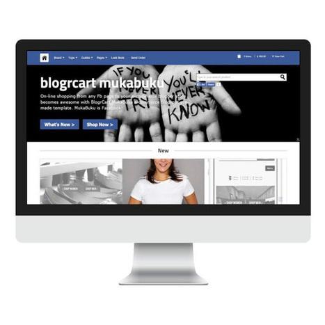 BLOGRCART MUKABUKU | Blogger themes | Scoop.it