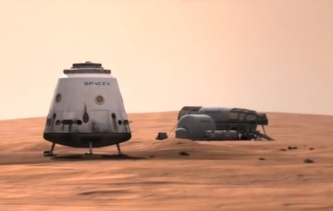 NASA believes returning from Mars might be possible after all | leapmind | Scoop.it