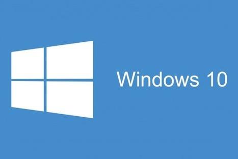 Windows 10 verschijnt eind juli volgens directeur van AMD - Techzine | ICTMind | Scoop.it