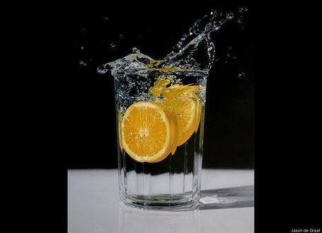 Photographic Illusion or Hyperrealistic Painting ? | Jason de Graaf | Looks -Pictures, Images, Visual Languages | Scoop.it