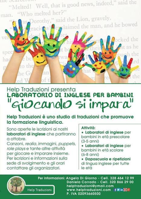 Pisa - Laboratori di inglese per bambini | Love Languages | Scoop.it