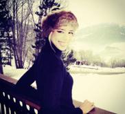 Vanessa Modely, Top Model Reporter, A Courchevel, la station des Stars | I LOVE LUXURY | Scoop.it