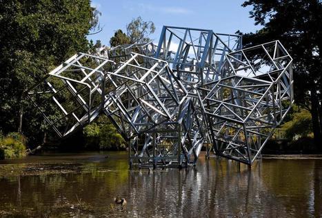 Héctor Zamora: Muegano   Art Installations, Sculpture, Contemporary Art   Scoop.it