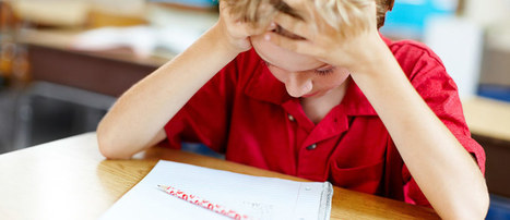 Stress and your child's brain | Relaxed school | Scoop.it