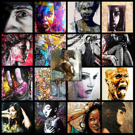 List of Artists Who Make the Best Urban Art - Artsnapper | my inspiration | Scoop.it