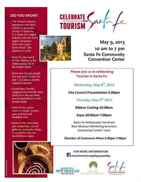 Celebrate Tourism in Santa Fe | Tourism Social Media | Scoop.it