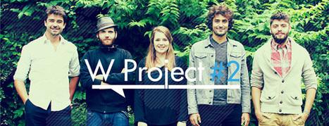 W project : le tour du monde de l'économie créative | Actualités ESSCA | Scoop.it