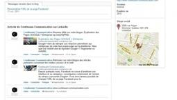 La page entreprise LinkedIn s'anime : ajoutez vos activités! | Comment exploiter la page entreprise LinkedIn ? | Scoop.it