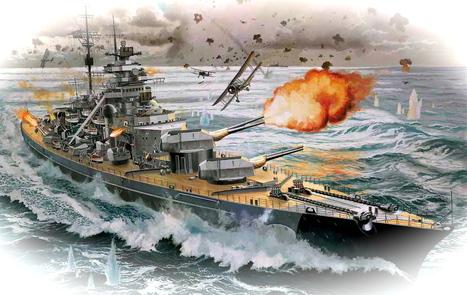 flygcforum.com - WW2 Sinking the Bismarck   AMAZING things!   Scoop.it