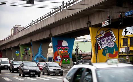 Folha de S.Paulo - Fotografia - Ilustrada - Grafites - 22/10/2012   ARTE DE RUA   Scoop.it