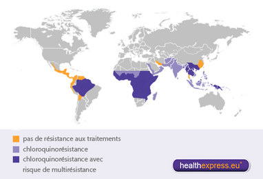 Paludisme : quel traitement dans quel pays?   Impuissance et troubles érectiles   Scoop.it