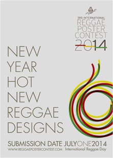 Call for Entries | International Reggae Poster Contest 2014 | GRaphicARTnews | Scoop.it