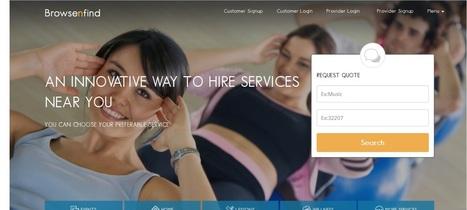 Thumbtack Clone Solution   Roamsoft Technologies Pvt Ltd   Scoop.it