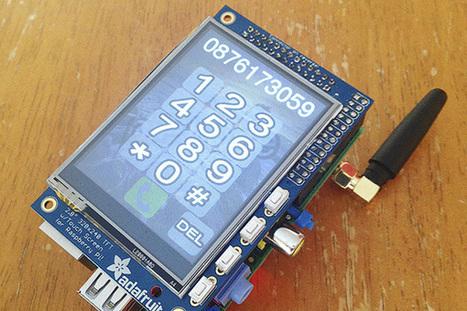 El smartphone creado a partir de una Raspberry Pi | Maker World | Scoop.it