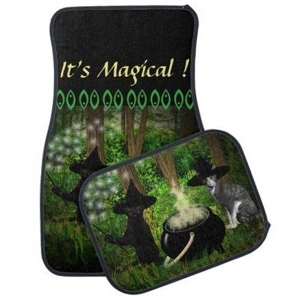 Magical Conjuring Cats   Flamin Cat Designs At Zazzle   Scoop.it